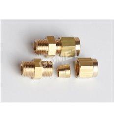 Вкрутка удлинитель d-6 PVC (нов. тип) (GZ-G1300)