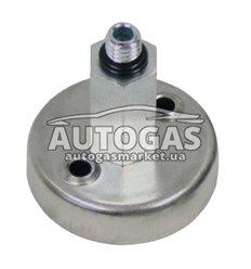 Адаптер к ВЗУ (пропан-бутан) для установки в бензо-заправочный люк, Tomasetto