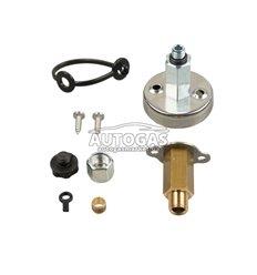 ВЗУ (пропан-бутан) для установки в бензо-заправочный люк, Tomasetto
