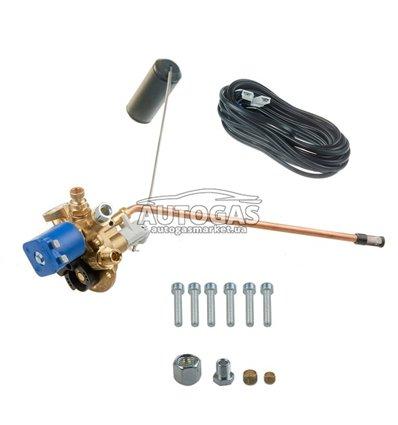 Мультиклапан D360-30, AT02 R67-01, с катушкой, без ВЗУ, вых.d8, Tomasetto