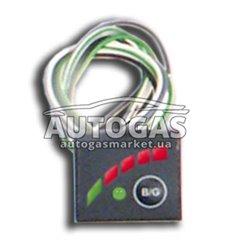 Переключатель газ/бензин LED-300 для систем впрыска STAG