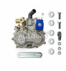 Редуктор Tomasetto АТ04 (метан) 2-3-е пок., эл., более 140 л.с. (более 100 кВт), вход D6 (M12x1), выход D19