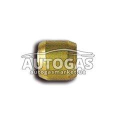 Ниппель D 6 (латунь) для медной трубки, Tomasetto