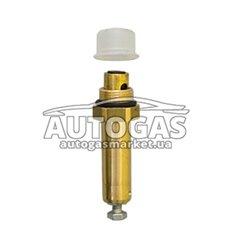 Ремкомплект ЭМК газа редуктора Tomasetto AT09 Artic (корпус, сердечник, пружина сердечника, кольцо уплотнительное корпуса сердечника)
