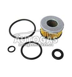 Фильтроэлемент бумажный для ЭМК газа Tomasetto, с уплот. кольцами, Tomasetto (оригинал)