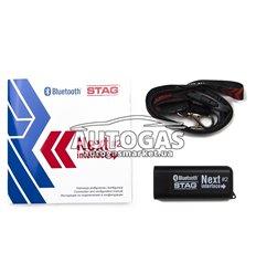 Интерфейс Bluetooth NEXT II для систем впрыска STAG