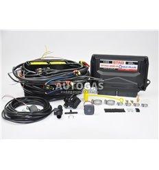 Электроника STAG-300 QMAX PLUS, 8 цил., разъем тип Valtek, без датчика темп. ред., LED-500