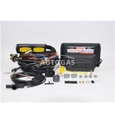 Электроника STAG-300 QMAX PLUS, 6 цил., разъем тип Valtek, без датчика темп. ред., LED-500