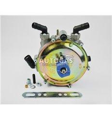 Редуктор NLP VR02 (пропан-бутан) 2-3-е пок., вакуум., 136 л.с. (100 кВт), вход D6 (M10x1), выход D19
