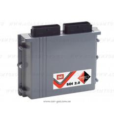 Комплект пропановый SDI 2.0, 4 цил., форсунки BRC MY09 Normal, редуктор Genius MB1200