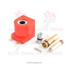 Ремкомплект котушки редуктора Astar Gas (сердечник, якір з пружинкою, з котушкою)