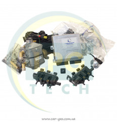 Инжект. система, Landi 6 цил. до 140 kW(пропан), форсунки, фильтр, датчик
