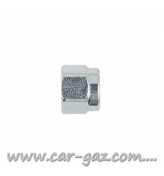 Гайка накидна для термопластиковой трубки D6 тип RAIL