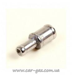 Перехідник тосольний D16хD10 метал. Білорусь