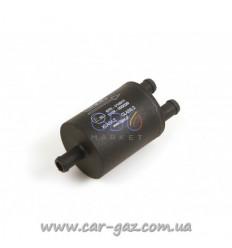 """Фільтр газ. для інж. сист. 12 / 2x12 (тонкий оч-ки) папір, пластиковий корпус, """"PRIDE"""""""
