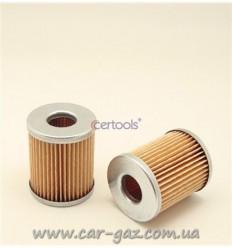 Фільтруючий елемент (вкладиш) MED, папір поліестер, (Filgaz)