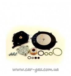Ремкомплект до редуктора Tomasetto (пропан, електро. AT07 з фільтром, кришкою і тосол.мембраной)