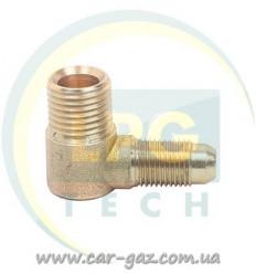 Уголок газовый редуктора Gurtner D12