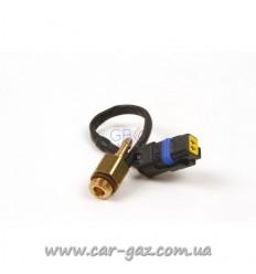 Датчик температури газу з роз'ємом 4,7kOhm, (на форсунки), (AEB369VK IP)