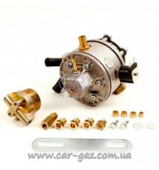 Редуктор Pride Gold (VR-L SUPER) с газ. клапан. (пропан) до 165 kW, (вход D6, выход D11)