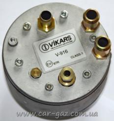 Редуктор Vikars (метан) для инж. с-м, до 140 KW, Турц