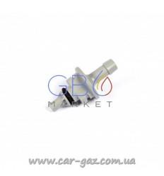 Штуцер калібрувальний до форсунок AEB Plastic D2,6 мм, GREY для рукава буд.6 (50 шт. В упаковці)