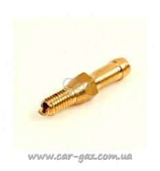 Штуцер розпилювач газу в колектор d 5, (стандарт)