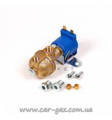 Електроклапан газу NLP, метал (великий)
