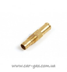 Штуцер подачі газу в карбюратор (врізка)