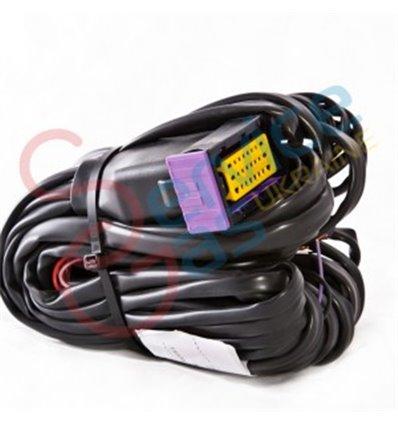 Жгут проводки 4 ц Zenit V (серый)