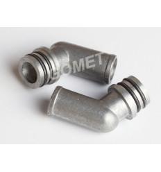 Колено к редуктору KME (тосол) алюм. (GZ-10-52)