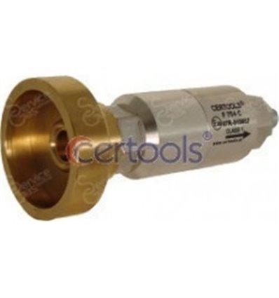 F-704 фильтр жидкой фазы керамический д=8