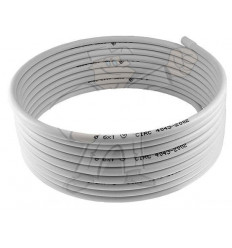 Трубка сталева в ізоляції, d-6 мм (бухта 6м)