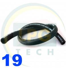 Шланг (бухта 25м) FPB 19х27 mm Semperit (LPG)