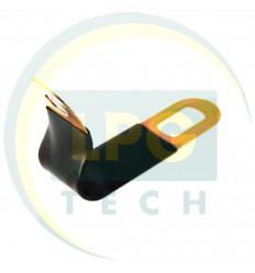 Скоба для крепления трубки с изоляцией (BL-0002) (GZ-341)