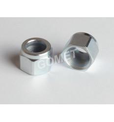 Гайка d-8mm накидная PCV (NA-0023) (GZ-02-92)
