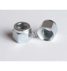 Гайка d-6mm накидная PCV (NA-0022) (GZ-02-91)