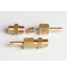 Вкрутка удлинитель d-5 PVC (нов. тип) (GZ-2300)