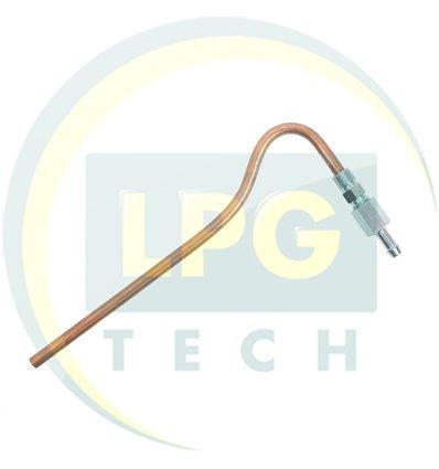 Вкрутка удлинитель d-6 медь (DL 0004) (GZ-2401)