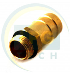 Вкрутка в форсунки Valtek -вход газа М12/d12 (KR-0007) (GZ-10-48))