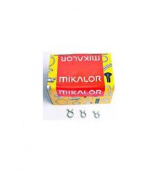 Хомут Mikalor d19 пружинный усиленный авто. (шланг 12)