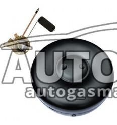 Комплект Баллон тороидальный пропан-бутан H220 mm, D630 mm, 54 л, GREENGAS+мульт