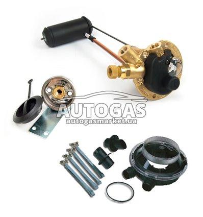 Комплект Мультиклапан Tomasetto AT00 Sprint R67-00 D300-30, кл.А, c ВЗУ,+ вент. коробка