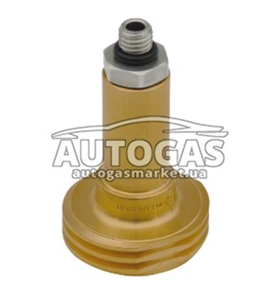 Адаптер к ВЗУ (пропан-бутан) для установки в бензо-заправочный люк ACME-M10, Tomasetto