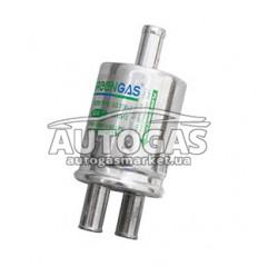Фильтр паровой фазы газа 12/2х12 с бумажным фильтрующим элементом