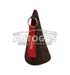 Чехол конусный для адаптера к ВЗУ (коричневый)