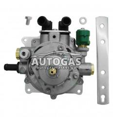 Редуктор GreenGas тип 66 (пропан-бутан) 4-е пок., 140-190 л.с. (100-140 кВт), вход D6 (M10x1), выход D12