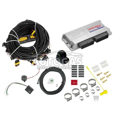 Электроника STAG-300 ISA2, 8 цил., разъем тип Valtek, без ДТР и разъемов, LED-300