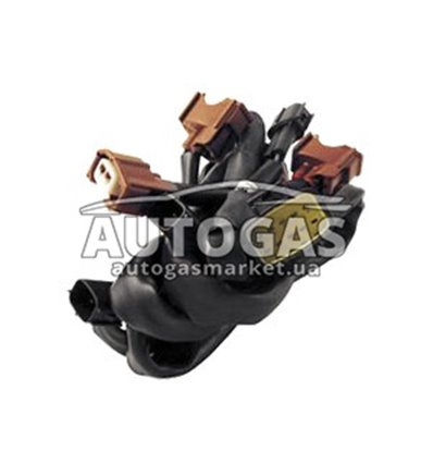 Проводка AEB для подкл. к бенз. форс. 3цил, для Toyota (обратная полярность)