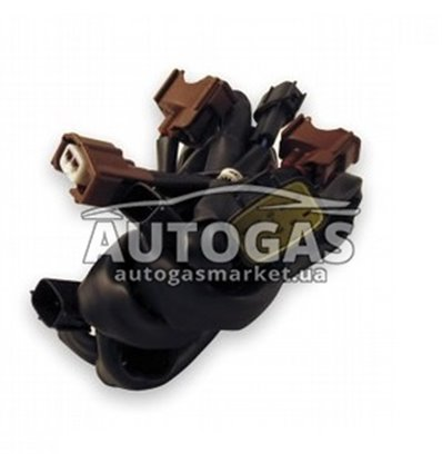 Проводка AEB для подкл. к бенз. форс. 3цил, для Toyota (прямая полярность)